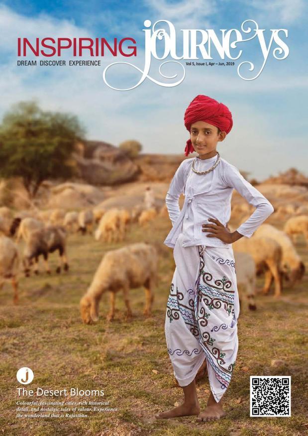 Inspiring Journeys Vol 5, Issue I, Apr - Jun, 2019