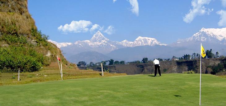 Himalayan Golf Course (HGC), Pokhara