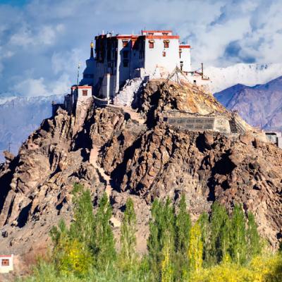 Kashmir and Ladakh