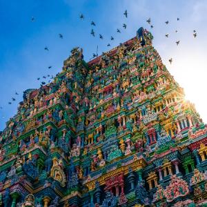 Meenakshi Aman Temple