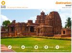 Kasi Visvesvara temple with the Mallikarjuna Temple to the left, Pattadakal temp