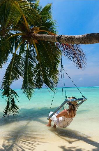 A slice of paradise, Maldives