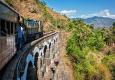 Journey on a Toy Train to Shimla