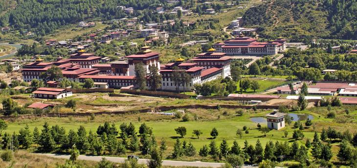 Royal Thimphu Golf Club, Thimphu
