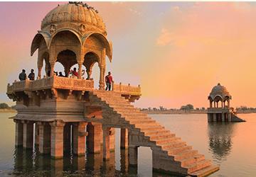 A destination of Go India