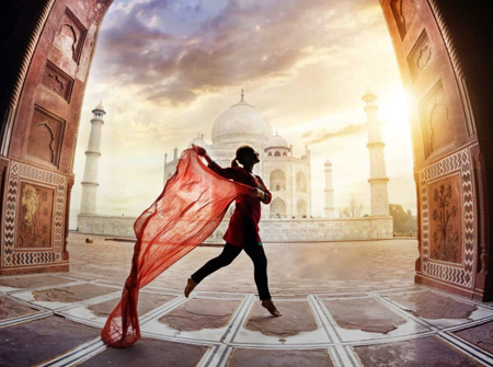 Taj Mahal – the monument of love