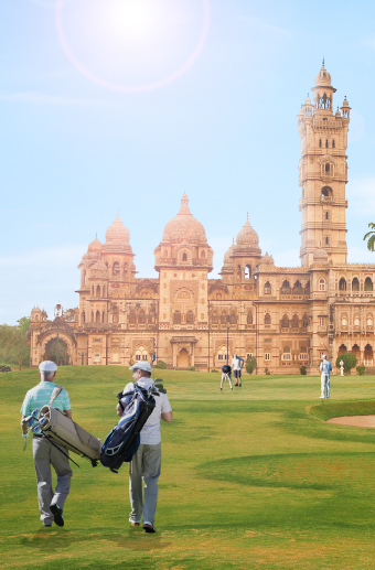 The Incredible India Golf Tour with Le Passage to India