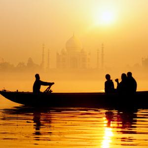Taj Mahal: epitome of love