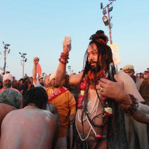 The legendary Kumbh Mela