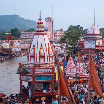 Rishikesh and Haridwar