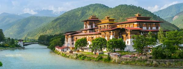 Punakha, Bhutan: A Slice of Divinity