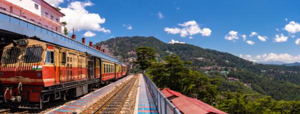 Kalka-Shimla Toy Train