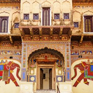 Shekhawati, RajasthanShekhawati – an open-air art gallery of Rajasthan