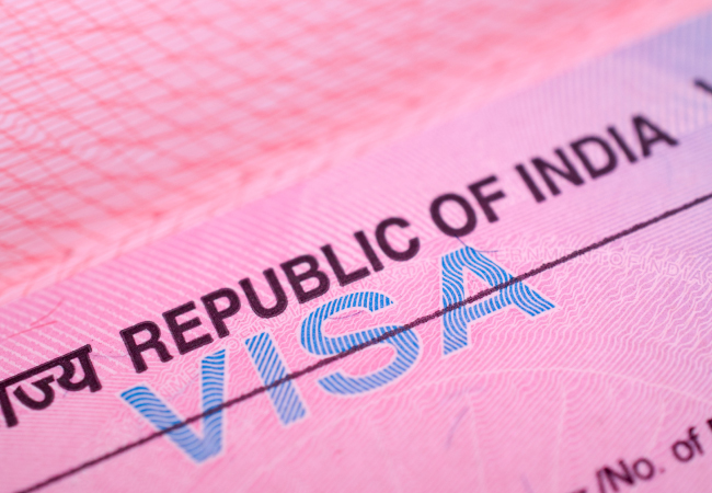 Revised e-visa fees for India