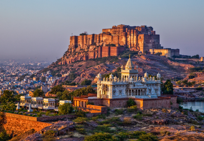 Jodhpur in world's top 10 emerging travel destinations
