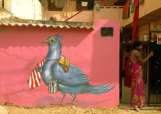 Maqtha, Hyderabad: Urban Art Village