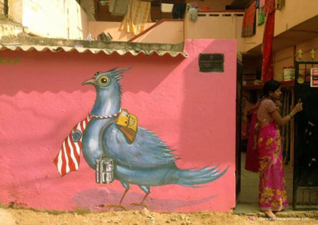 Maqtha, Hyderabad: Urban Art Village