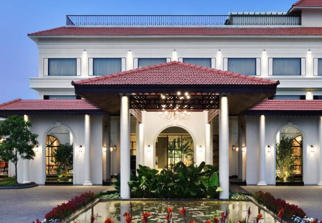 Port Muziris: a Courtyard by Marriott and Tribute Portfolio Hotel