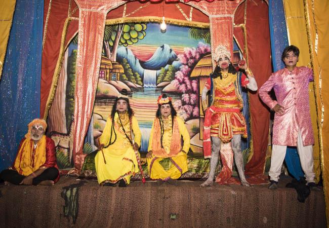 Ramlila, (Ramnagar, Varanasi)