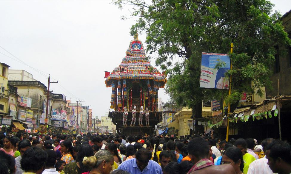 Chithirai Festival, Tamil Nadu