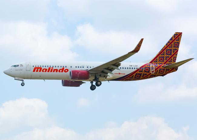 Malindo Air to Varanasi
