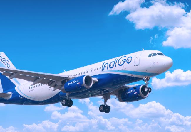 Indigo announces daily non-stop flights
