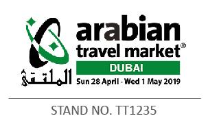 Arabian Travel Mart, Dubai 2019
